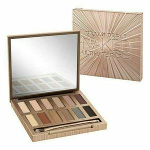 Brand New Urban Decay Naked Ultimate Matte Palette